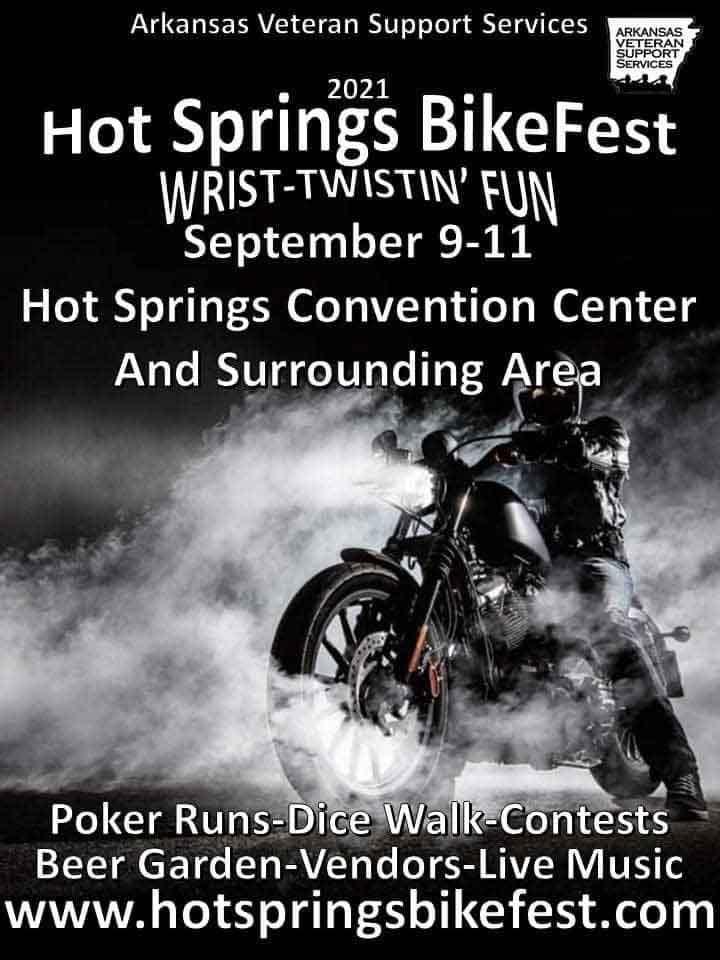 Hot Springs Bike Fest