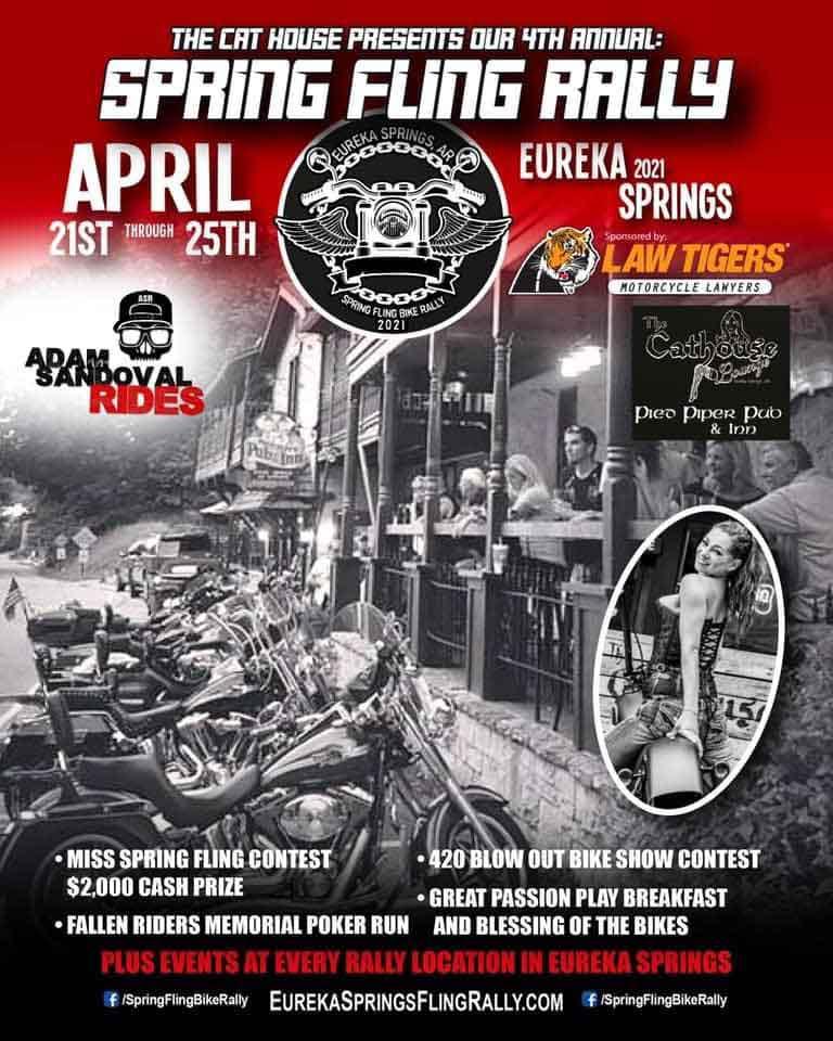 Spring Fling Bike Rally