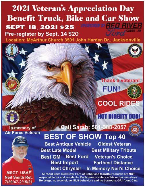 2021 Veterans Appreciation Day